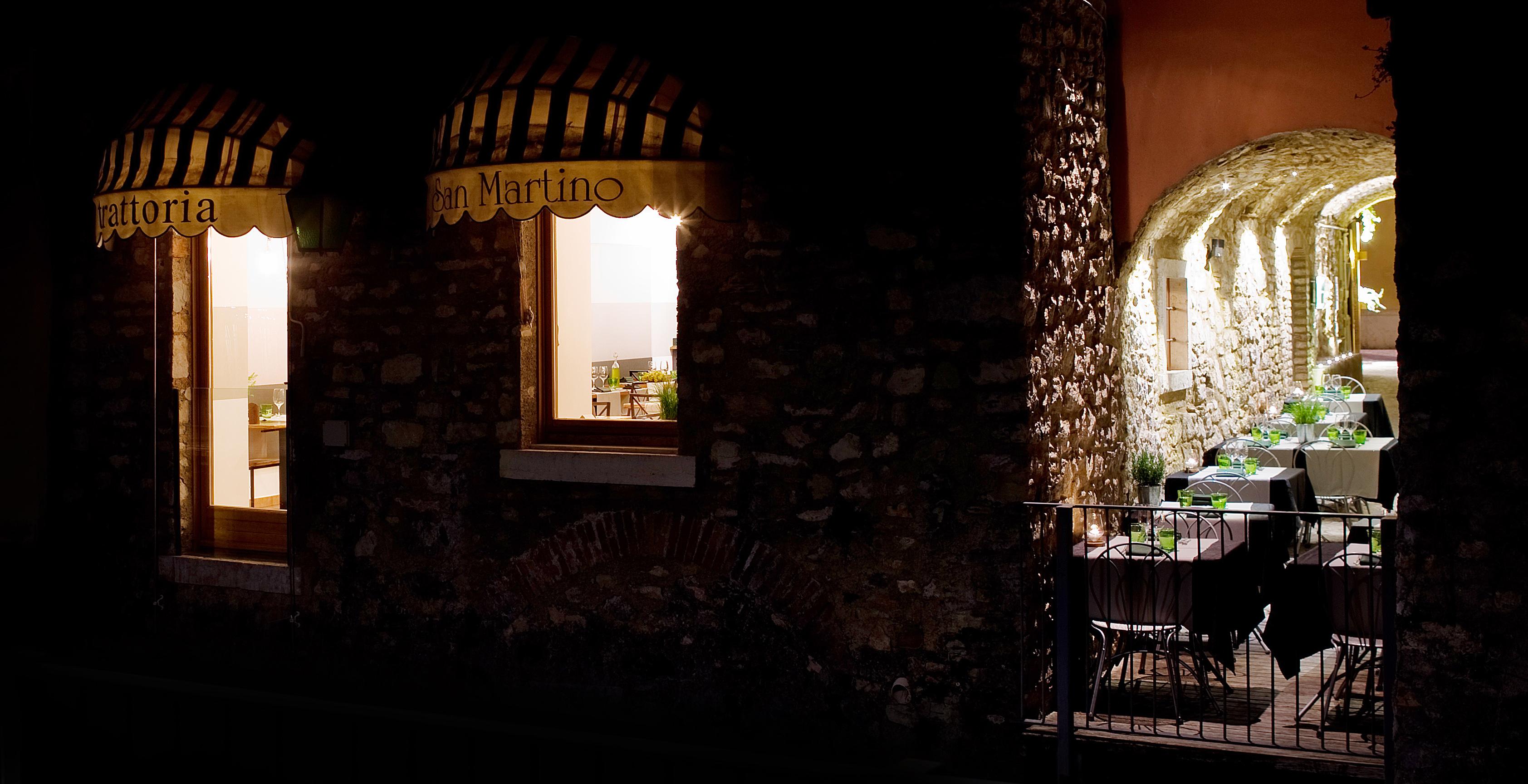 Notte a Gargnano